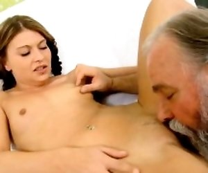 Horny young sweetie likes...
